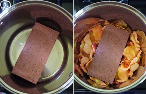 Как сделать розовую воду в домашних условиях для кулинарии - Vento-divino.ru