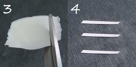 Как сделать ровную полоску на ногтях