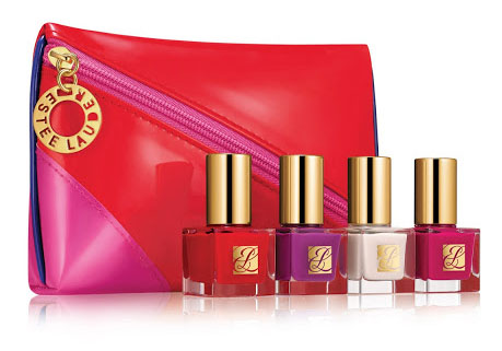 New sets of Estee Lauder: all about the art of makeup