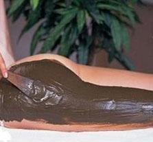 Сертификат на салонные процедуры золотого или шоколадного обертывания.