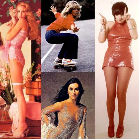 Стиль «Винтаж» в одежде. Часть 2: Группа Мода и стиль