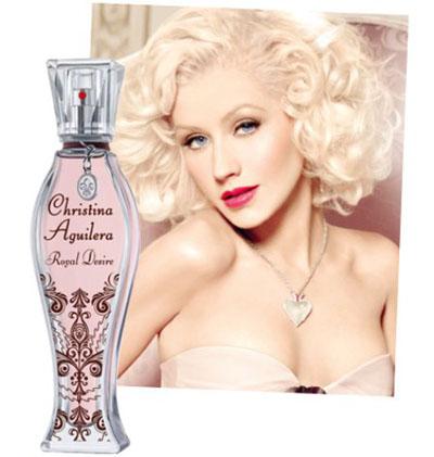 Новый аромат от Кристины Агилеры под названием Royal Desire (Королевское...