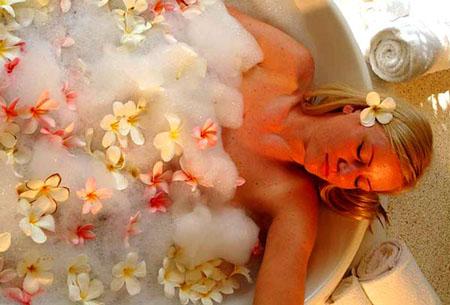 Ванны для чистоты, красоты и здоровья: Группа Уход за кожей