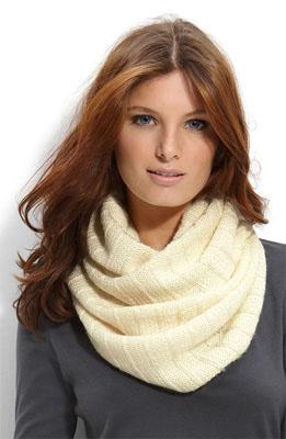 Вязание шарф труб