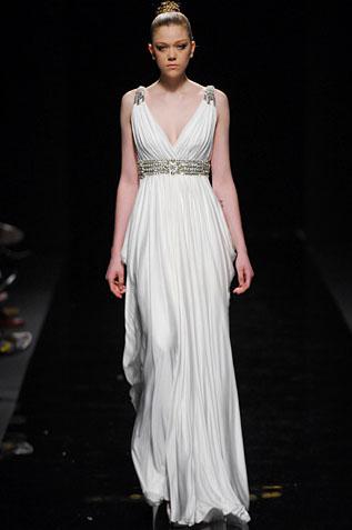 греческое платье для подружки невесты