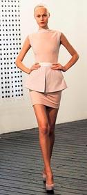 Строгие платья от Виктории Бекхэм (Victoria Beckham) по сути...