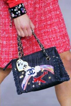 D&G - Прозрачные сумки - Модные сумки - Фотоальбомы - Модные.