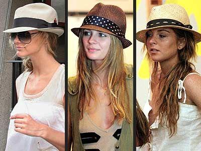Платья и шляпа фото женское