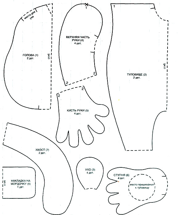 Выкройки подушек для кормления фото 416