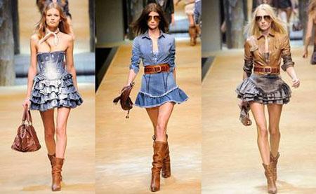 ...из джинсовой ткани - шейные платки, клатчи, сумки, кошельки, шляпки...