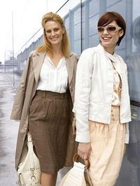 Описание: деловой стиль в одежде.