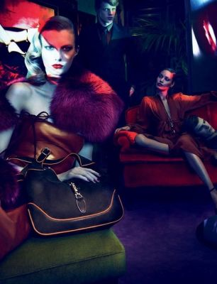 ...FW 2011-12, inspired by the 70s... was celebrating its.  Gucci's.