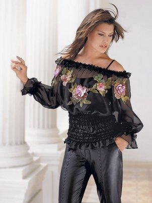 Итальянская одежда - это не просто брюки, платье, джемпер или юбка.