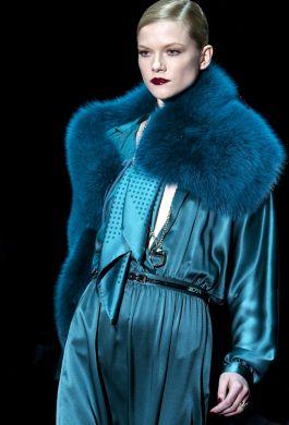 Яркие цвета, мех, шубы 2011-2012 года, модные тенденции, модный тренд.