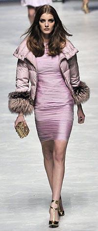 Дутые куртки - модная тенденция осени.