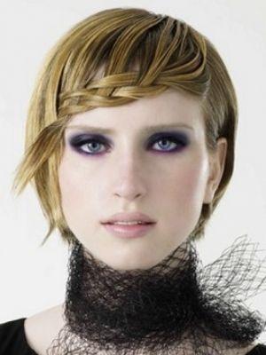 Если вам нравятся косы и прически с косами, но у вас короткие волосы, не расстраивайтесь, на коротких волосах можно...