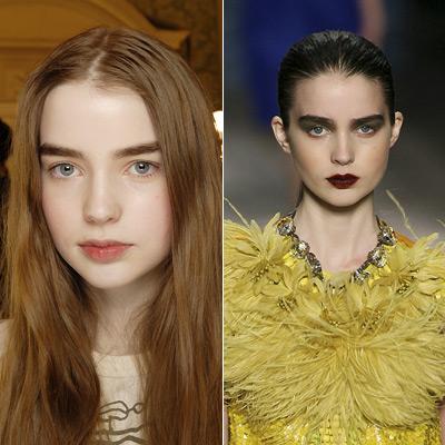 Model makeup