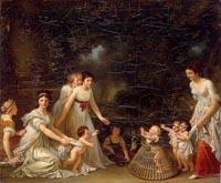 Gerard, Marguerite - First Steps.  Hermitage, Part 5.