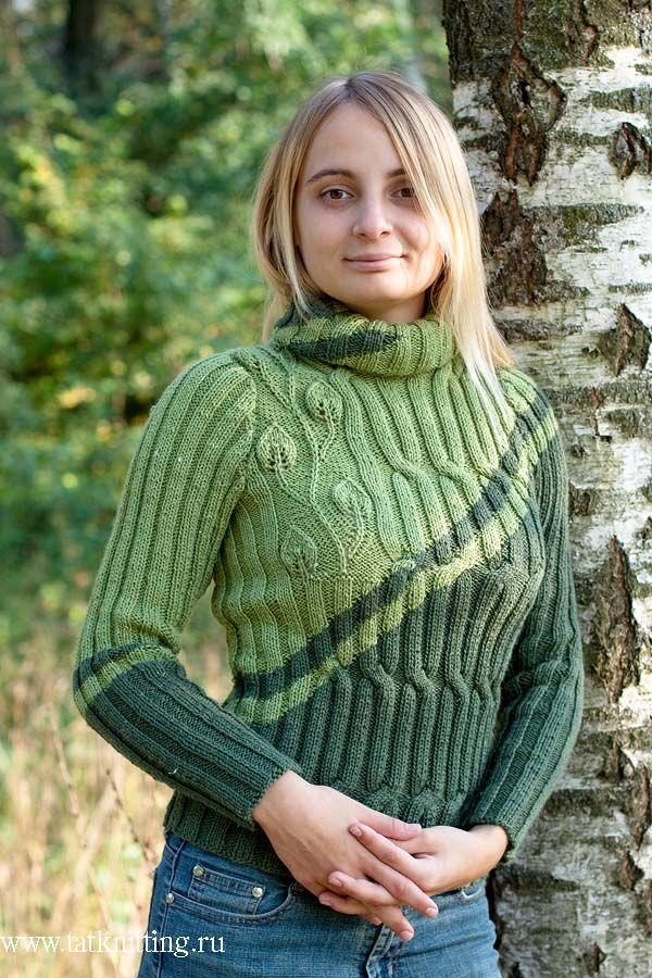 Схемы вязания спицами и модели вязания крючком бесплатно. жакет из светло-бежевой шерстяной и мохеровой пряжи с...