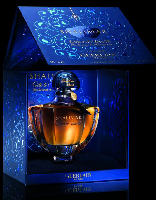 Guerlain introduces a new version of Shalimar: Mexican vanilla