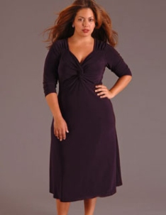 Мода для полных женщин - мода полные пышки юбка вырез рукав брюки ...