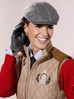 Описание: Модели женских шляпок и выкройки в ним.