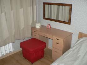 Обойный дизайн спальни