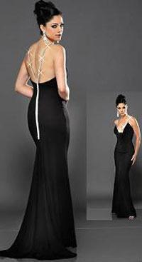 Такое платье скрывает некоторые недостатки женской фигуры.