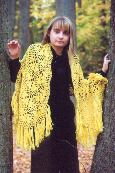"""На нашем сайте для девушек  """"Дамочка """" Вы всегда найдете новость - вязание крючком шали палантины пончо схемы и..."""