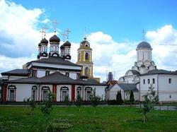 Рождественский монастырь (или дом, в котором я жила)