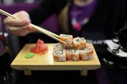 Суши угрожают мозгу и сердцу