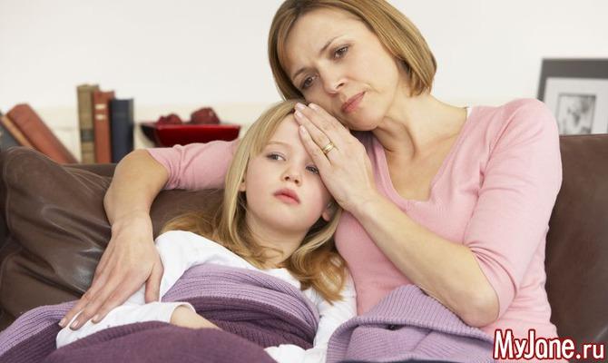 ОРЗ: как вылечить ребенка быстро и без осложнений