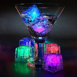 Кубики льда укажут норму алкоголя