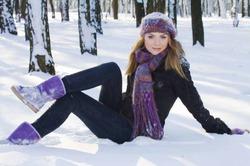 Зимой женщины красивее, чем летом
