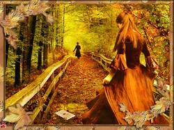 Монахиня Осень