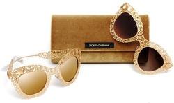 Dolce&Gabbana выпустили зимнюю коллекцию очков
