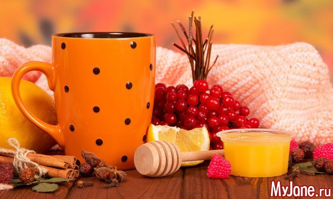 Питание при простудных заболеваниях и гриппе