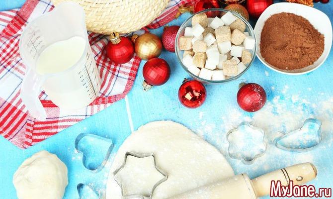 Десерты и выпечка к Рождеству