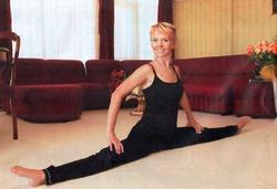 Валерия в Москве откроет фитнес-клубы Ladies' Fitness