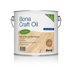 Новинки паркетной химии Bona уже в Паркет Холл: Bona Craft Oil, Bona Care Oil