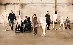 В Швейцарии появились манекены-инвалиды
