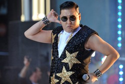Весь Новый год танцуем вместе с Psy!