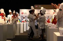 LG HOME CHEF 2013: Создавая мечту, разделяя надежду