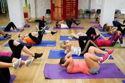 Фитнес в «Гараже»: Reebok открывает новый сезон тренировок