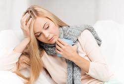 Как быстро вылечить боль в горле?
