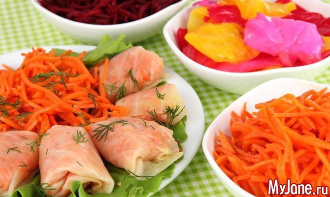 вкусные салаты и их рецепты в картинках