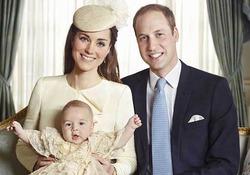Принц Джордж отправится в большое путешествие