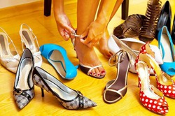 Миниатюрная женская ножка – пережиток прошлого
