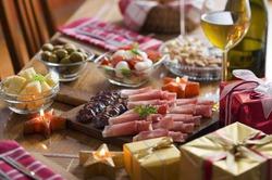 Диетологи предлагают исключить мясо из новогоднего меню
