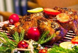 Самые популярные новогодние блюда в России